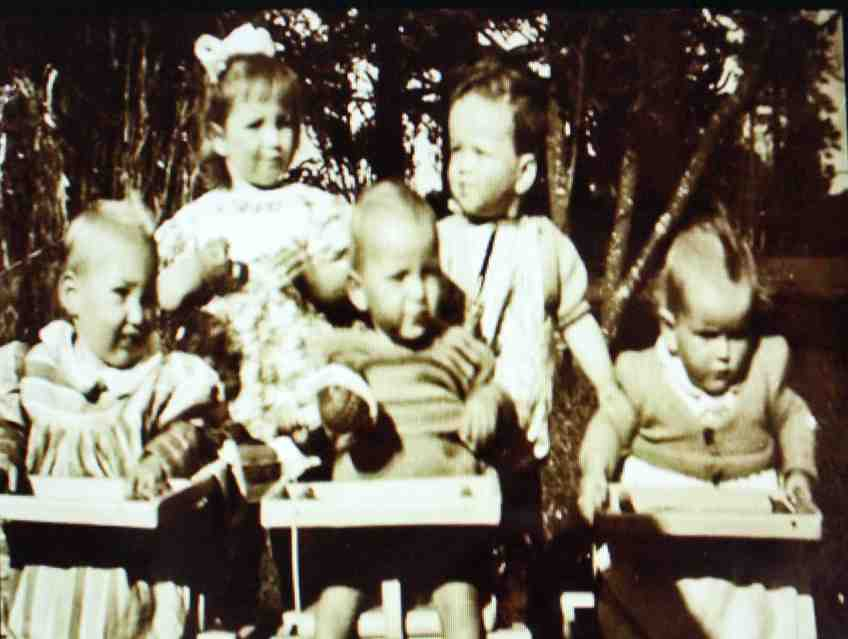 Sean Ross Abbey babies - America