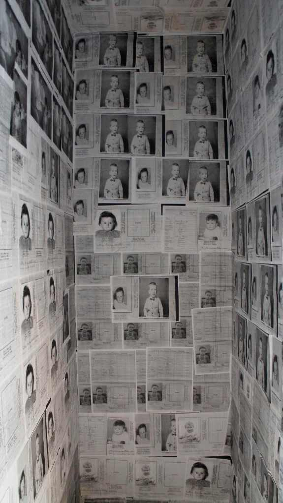 Passport images of babies trafficked out of Ireland to America