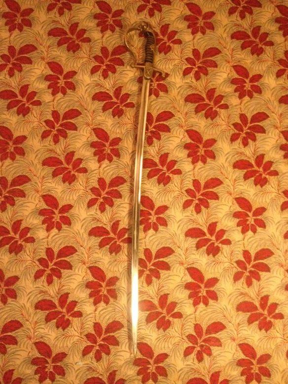 sword wall
