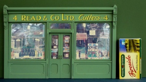The Cutlers, Thomas Reads, Parliament Street Dublin